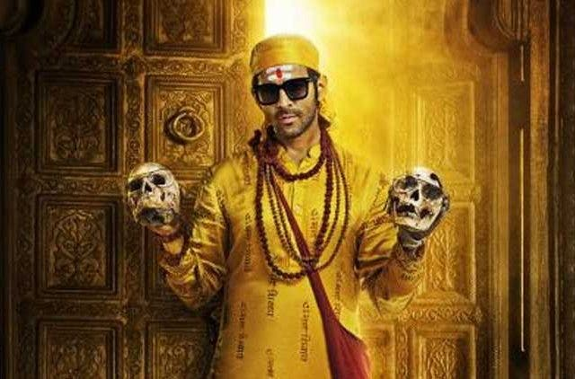 Bhool bhulaiyaa 2-Poster Out-Bollywood-Entertainment-DKODING