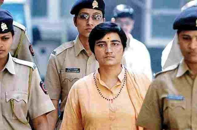 Bhopal-Muslim-Board-Files-Complaint-Against-Sadhvi-Pragya-India-Politics-DKODING