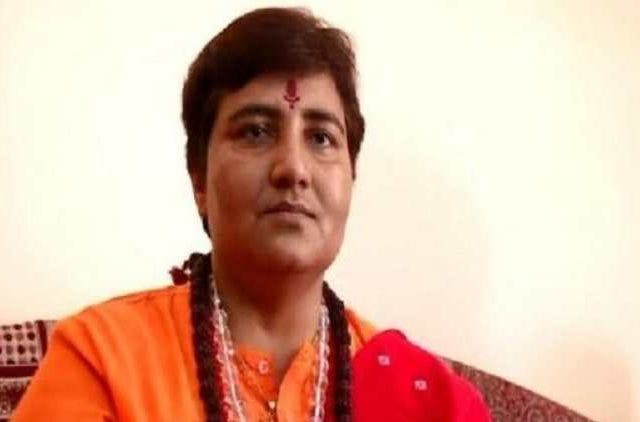 Bhopal-Pragya-Thakur-Resumes-Poll-Campaign-Blames-Congress-For-EC-ban-India--Politics-DKODING