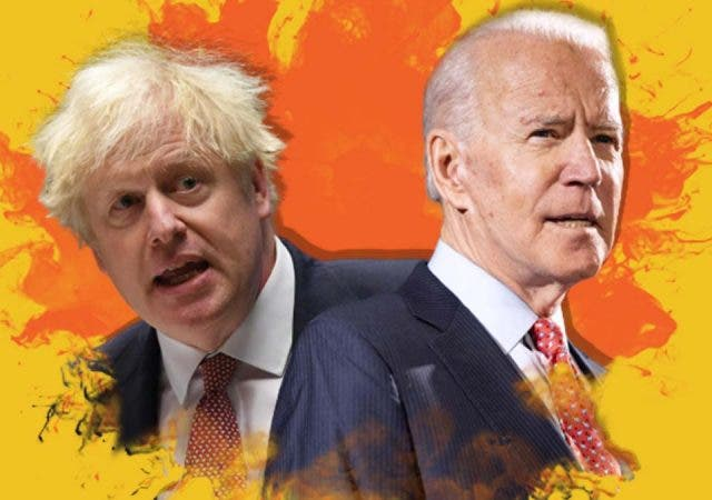 Joe Biden's Irish Roots And The Fate Of Boris Johnson's Brexit