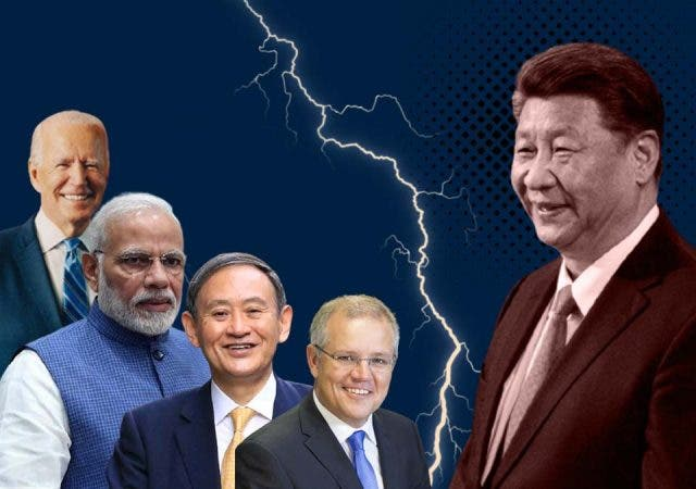 Quad Summit 2021: Can The Biden-Modi-Suga-Morrison Alliance Keep Xi In Check?