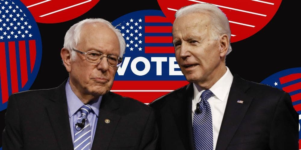 Biden-Sanders Plot To Oust Trump From White House In November