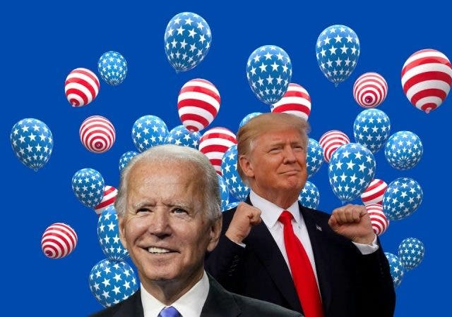Resurgent Trump Busts The 'Biden Blowout' Myth As Voters Debunk Pollsters On Election Day On Election Day