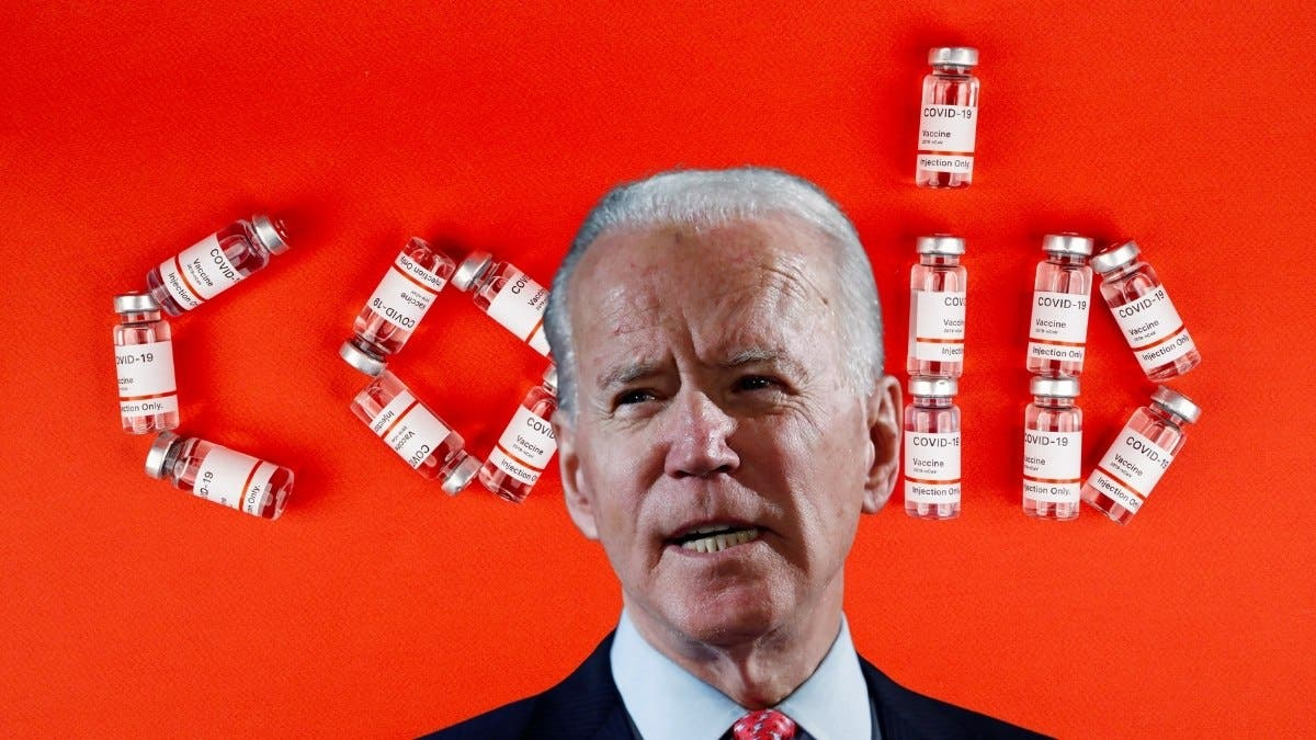 Biden Finally Wakes Up To Vaccine Diplomacy — To Share 80 Million Doses Globally