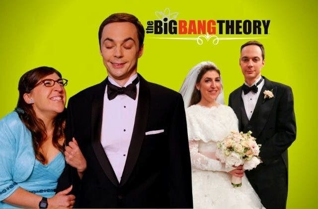 Big Bang Theory's Amy and Sheldon Cooper