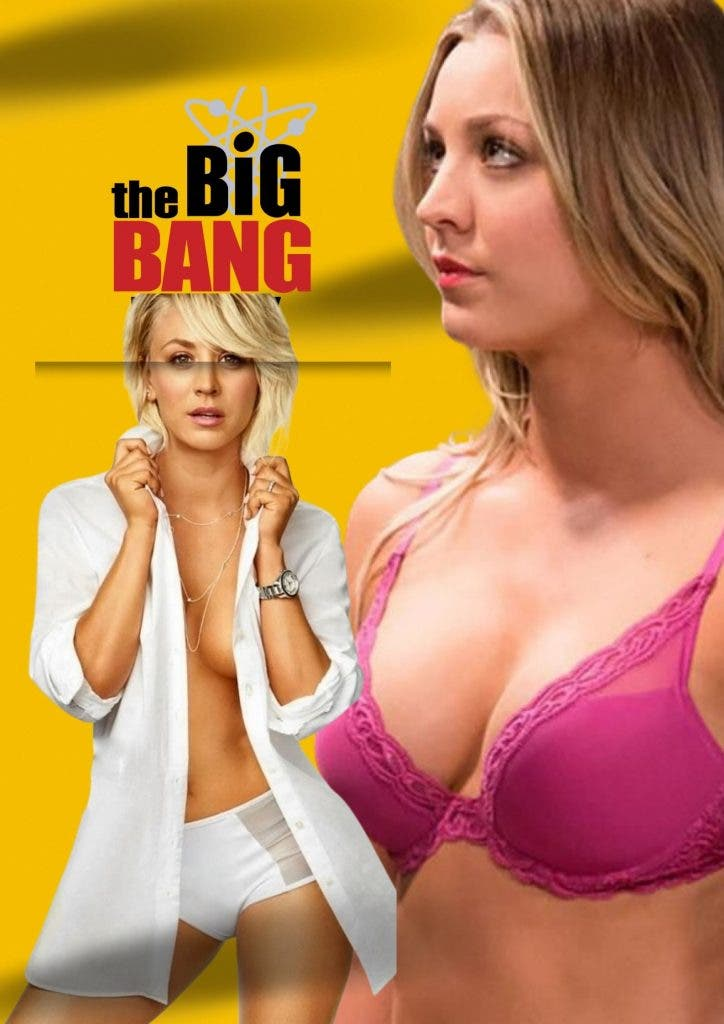 'The Big Bang Theory' turned out to be a disappointment for Kaley Cuoco