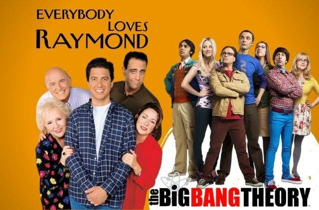 CBS to reboot The Big Bang Theory and Everybody Loves Raymond