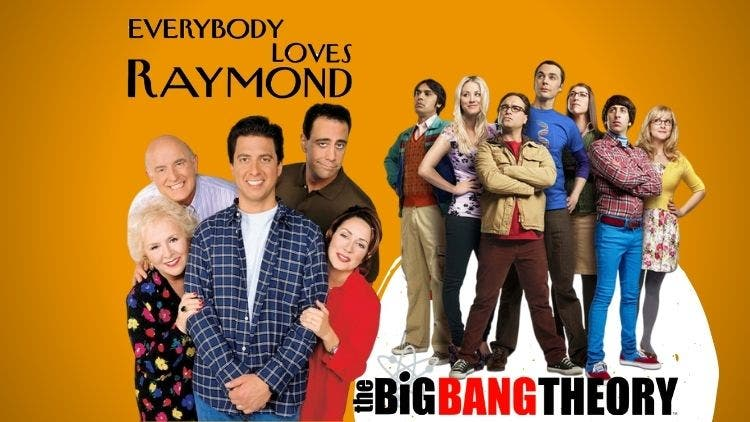 CBS Will Have To Reboot The Big Bang Theory And Everybody Loves Raymond To Stop Losing Audience  To Netflix