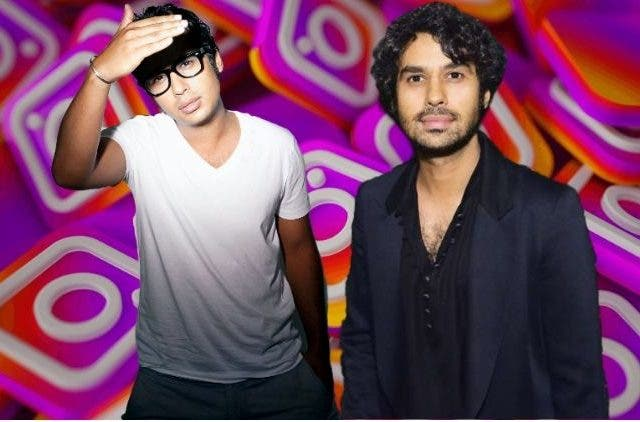Kunal Nayyar transfers his social media account to publicity team