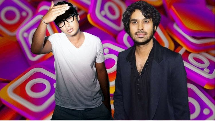 The Big Bang Theory Left Kunal Nayyar Incapable Of Handling His Own Instagram Handle