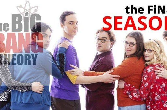 Big Bang Theory Final Season DKODING