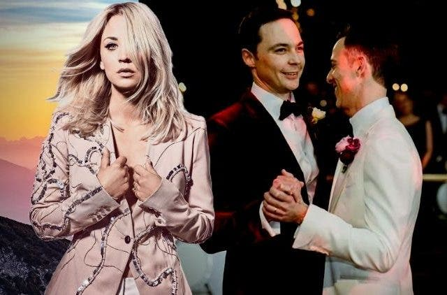 Big Bang Theory Penny inspires Sheldon to go blonde