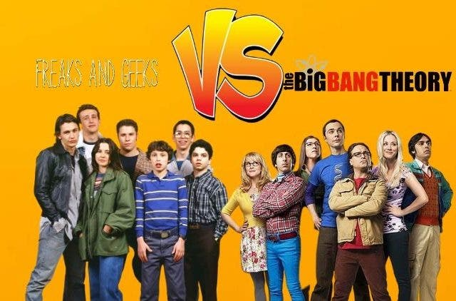 Big Bang Theory vs Freaks and Geeks reboot