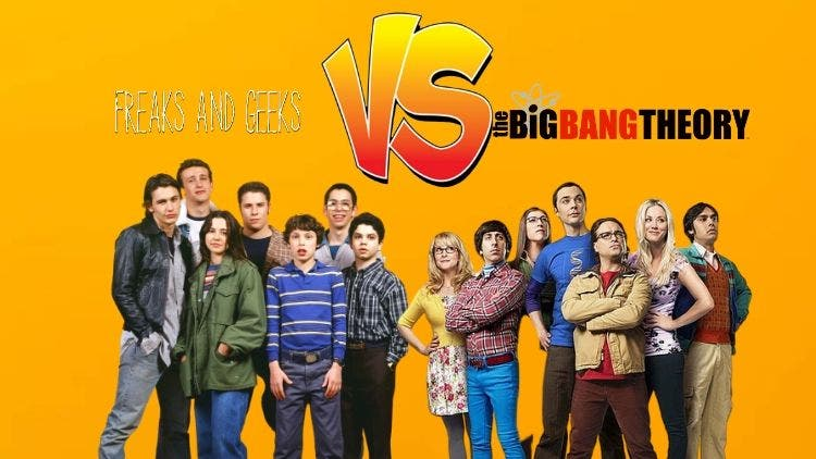 Battle of Reboots: Freaks And Geeks May Win Over The Big Bang Theory
