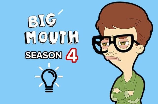 Big Mouth Season 4 DKODING