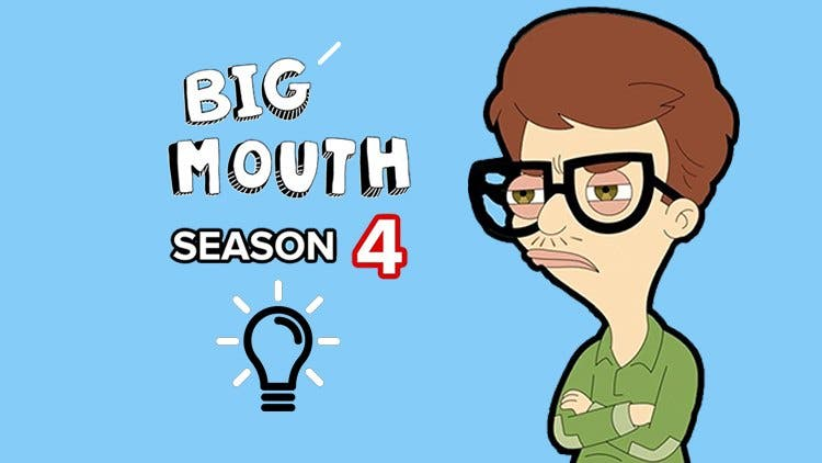 Big Mouth: Here's When The Season 4 Bomb Is Dropping