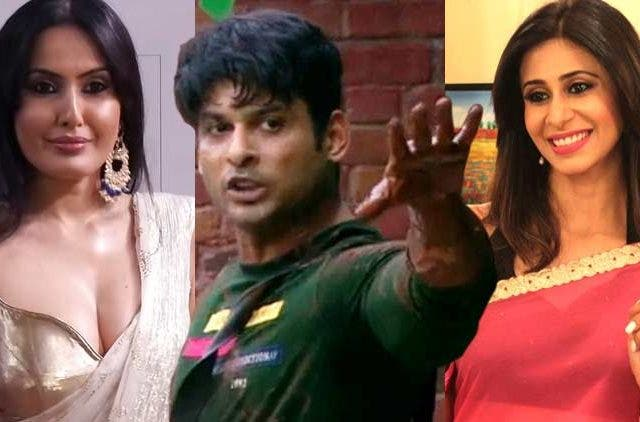 Bigg-Boss-Kamya-Punjabi-Kishwer-Merchant-Supports-Sidharth-TV&Web-Entertainment-DKODING