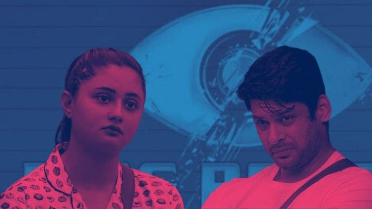 Siddharth Shukla accidentally reveals the truth about his Love affair with Rashami Desai