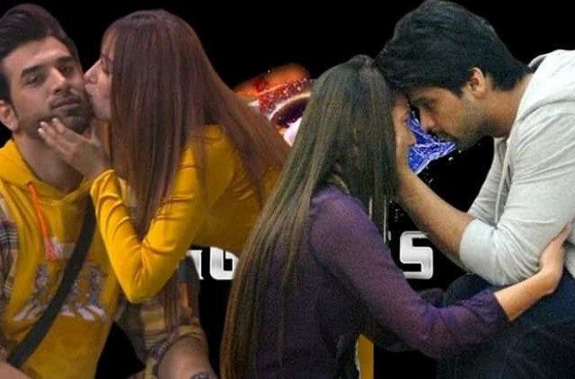 Bigg Boss contestants got intimate in front of the cameras