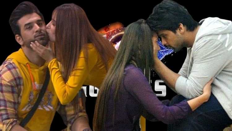 Contestants Who Were Caught Making Out In The Bigg Boss House