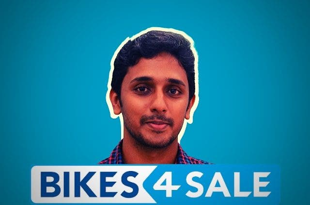 Bikes4Sale CEO Arun Thomas Interview