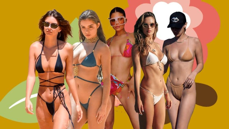 7 Celebrities In Tiny Bikinis To Amplify Your Weekend