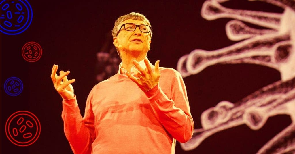 Bill Gates Takes Up Finding Coronavirus Cure As Full-Time Profession
