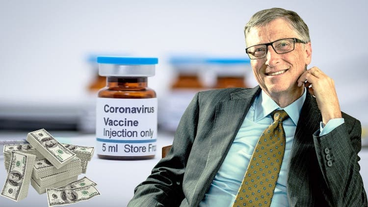 Bill Gates Coronavirus Vaccine Billions of Dollars