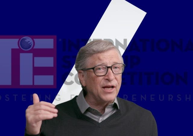 Bill Gates at TiE Global Summit