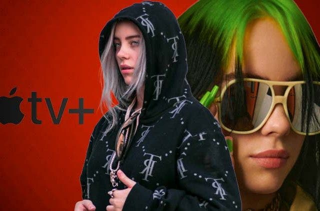 Billie Eilish Documentary DKODING
