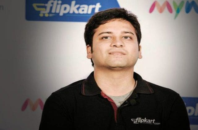 Binny-Bansal-Co-Founder-Flipkart-Companies-Business-DKODING