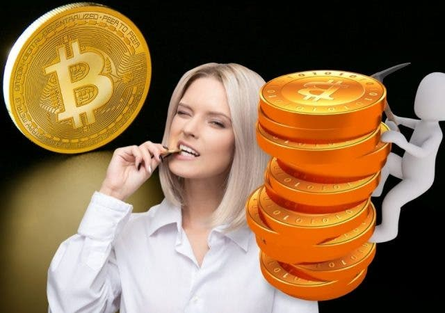 Bitcoin price cryptocurrency