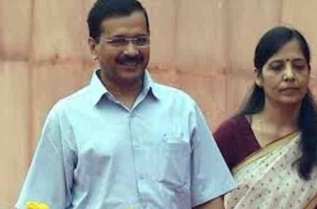 Bjp-Files-Complaint-Against-Kejriwals-Wife-Sunita-Kejriwal-India-Politics-DKODING