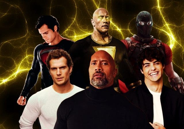 Black Adam Snyder Cut