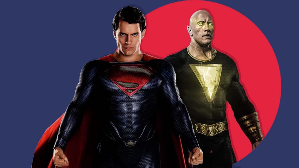 The Rock's 'Black Adam' to keep Henry Cavill's Superman alive