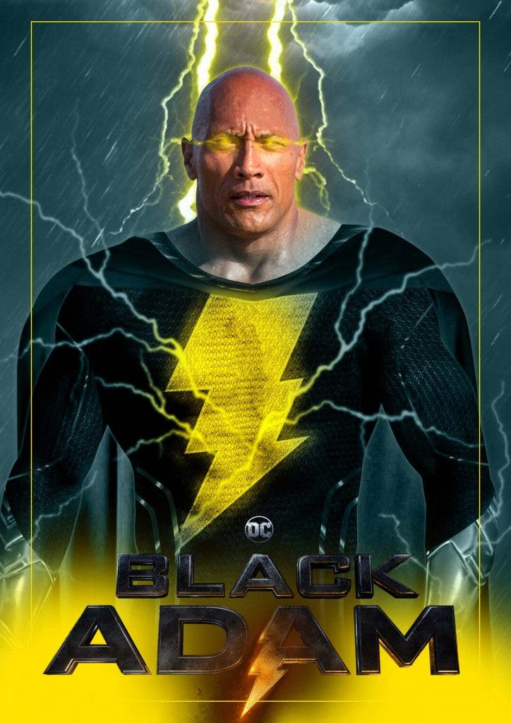 The Rock has wanted to play Black Adam for years