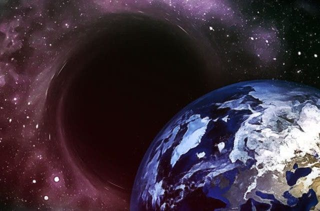 A black hole the size of a coin could finish our planet Earth | NewsShot | DKODING