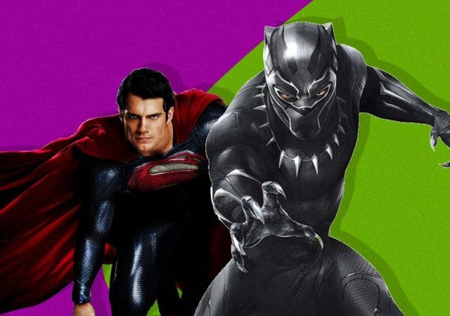 Does Black Panther have what it takes to defeat DC's Superman?