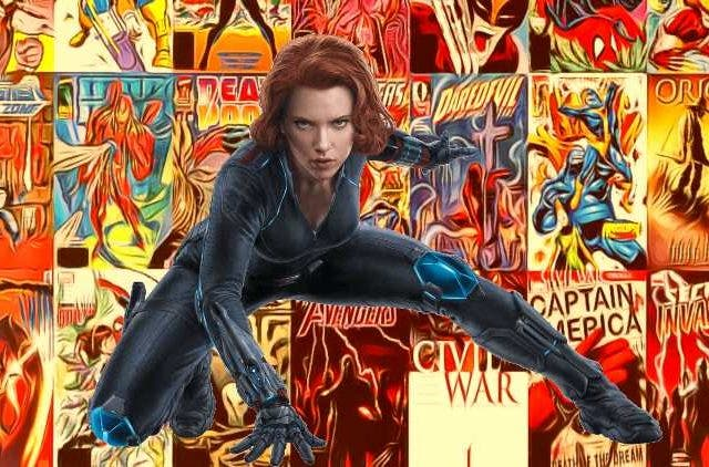 Why Scarlett Johansson is the perfect fit for Black Widow