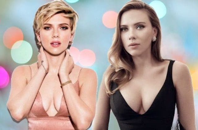 Black Widow actress Scarlett Johansson