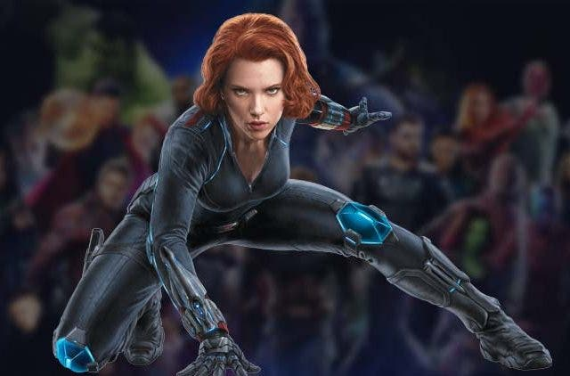 Black Widow Trailer DKODING