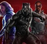 Black Panther in The Falcon and The Winter Soldier
