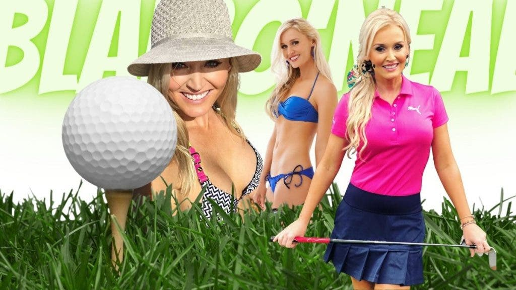 Blair O'Neal Hottest Women In Golf 2020