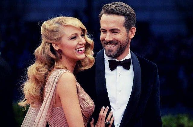 Blake Lively And Ryan Reynolds Red Carpet Trending Today DKODING