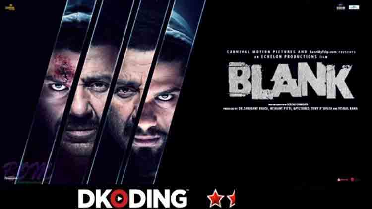 Blank-Movie-Review-DKODING
