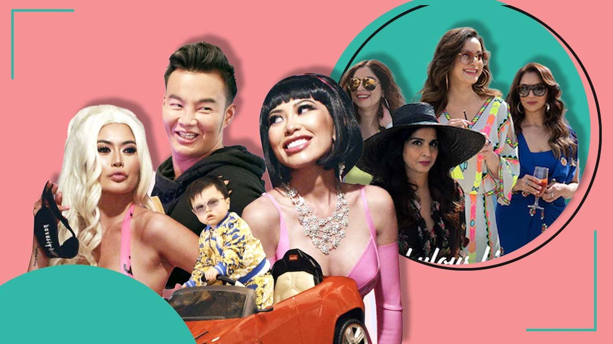 'Bling Empire' is Hollywood's answer to 'Fabulous Lives of Bollywood Wives'