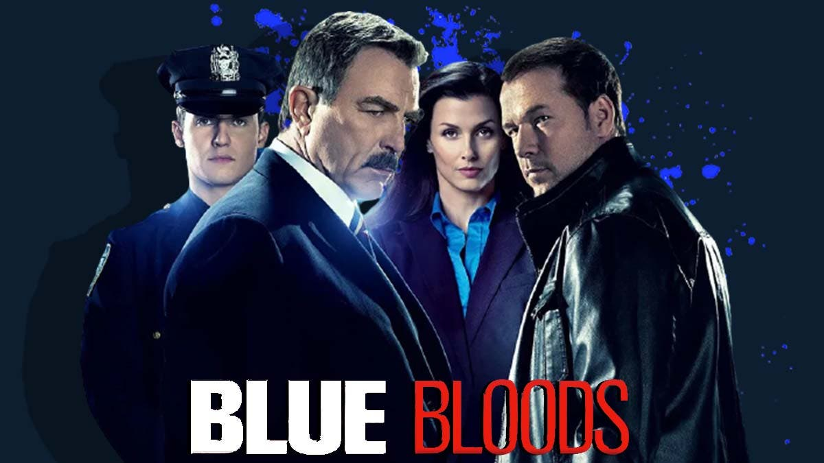 blue bloods dining table