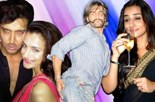 Bollywood actors drunk DKODING
