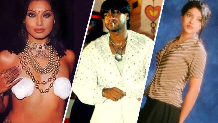 Unseen Embarrassing Photos of Bollywood Celebrities