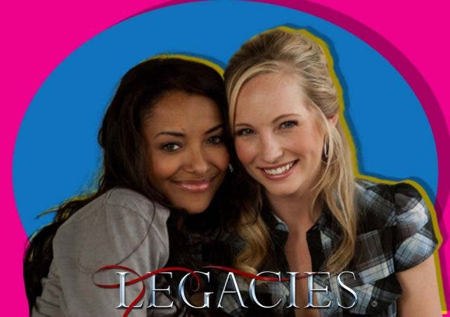 Bonnie and Caroline Legacies